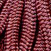 bugundy nylon rope